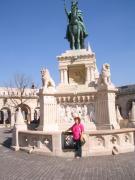 A Mátyás szobor